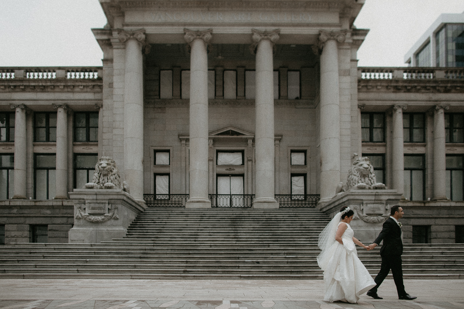 Vancouver Art Gallery Wedding
